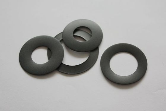 China Automatic pressing Density 2.14 teflon backup rings for lining , seal components supplier