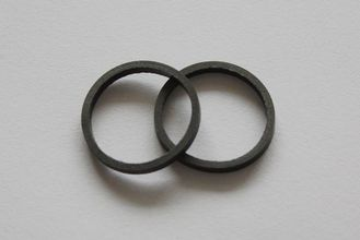 Self lubrication PTFE flat seal ring with high temperature resistance