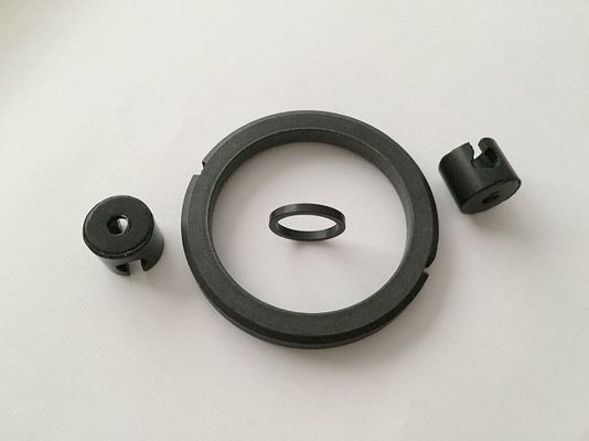 Tolerance 0.02 mm CNC Machining Teflon Parts With PTFE Material OEM