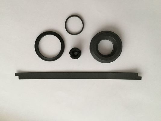 Dynamic Friction Coefficient 0.25 Teflon Products With Graphite Filler Good Lubrication