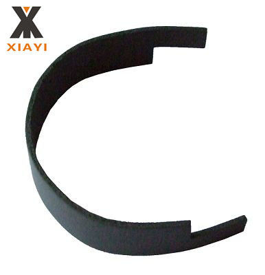 118mm Length Teflon Bands , shock piston band Low friction coefficient