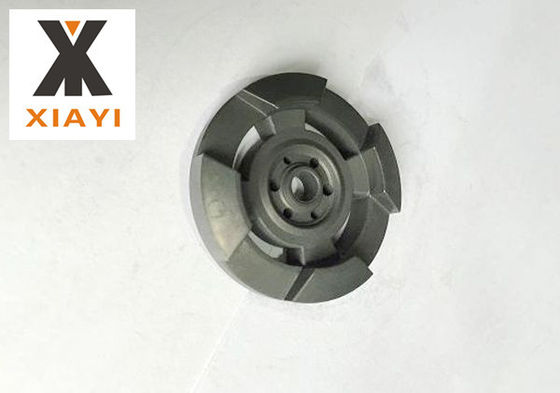 Hardness 65-95 Sinter Shock Foot Valve Produced By 150T Compacting Machine