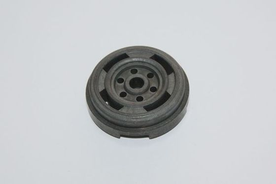 Density 6.4 powder metal parts with steam treatment for car shock absorbers