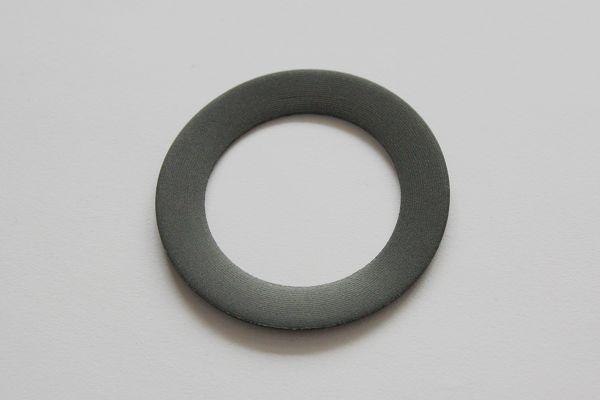 Automatic pressing Density 2.14 teflon backup rings for lining , seal components