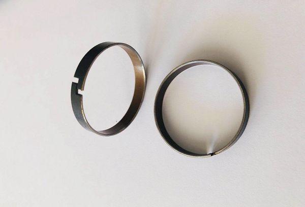 Ptfe Coated Piston Ring Du Bearing For Automotive Shock